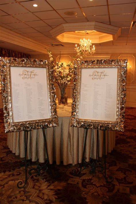 table charts for wedding reception 10 best mirror seating charts images on pinterest mirror