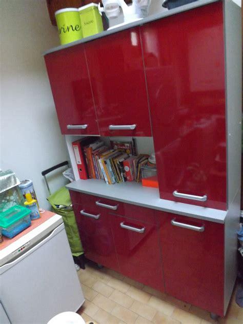 meuble cuisine laqué meuble de cuisine laqué mon vide grenier