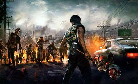 Dead Rising 3 Preview Capcoms Once Cartoony Zombie