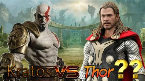 Kratos Vs Thor God Of War 4 Pics Leaked Youtube