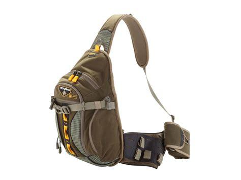tenzing tz  single sling archery backpack polyester