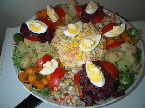 cuisine marocaine salade salades marocaine ô 39 délices by elham