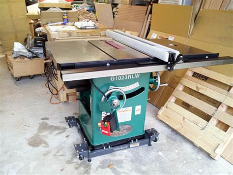 Grizzly 1023 Cabinet Saw by Here We Go Again 690 Vs 1023 By Crosscut72