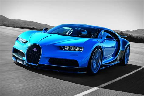 Bugatti Chiron Designer Reveals How The World's Fastest