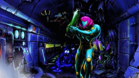 Its Time To Remake Metroid Fusion