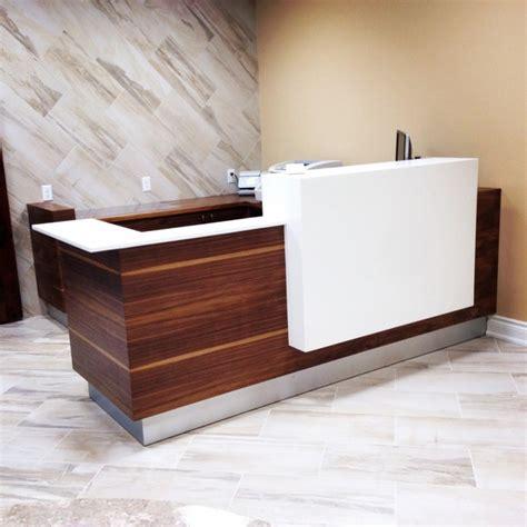 modern reception desk design lawyers office reception desk
