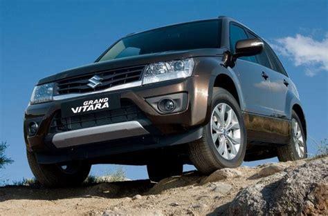 Suzuki Grand Vitara Backgrounds by Suzuki Grand Vitara Gl 2013 2012 Conduciendo