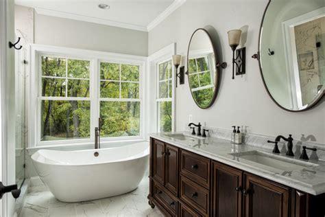soaking tubs  add extra luxury   master bathroom