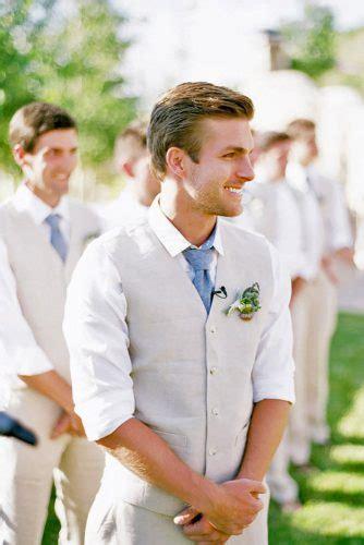 27 Beach Wedding Groom Attire Ideas - Mens Wedding Style