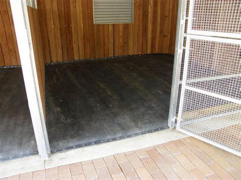 Thurobed System  Horse Stall Mattress  Flooring For Stalls