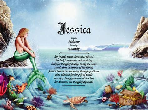mermaid  meaning print personalized teenage girls