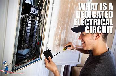 Electrical Dedicated Circuits Circuit Electric Ac Safety