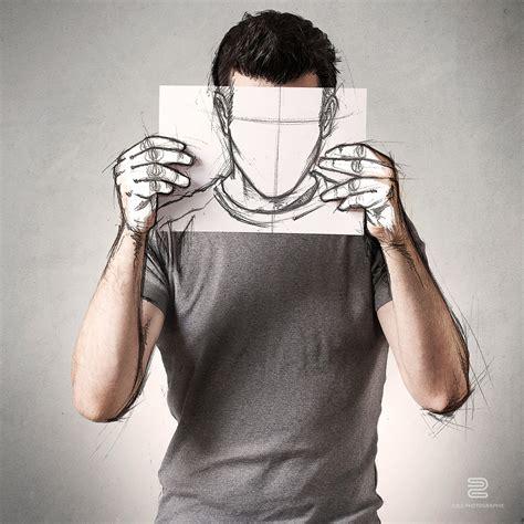create incredible  portrait sketches