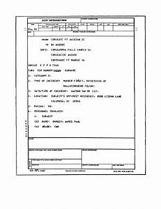 figure 4 1 serious incident report sir With serious incident report template