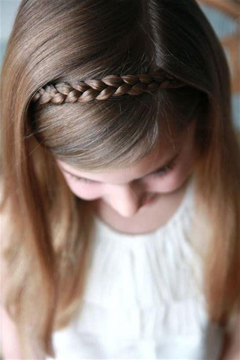 simple n easy hair style 17 peinados para el colegio 6114