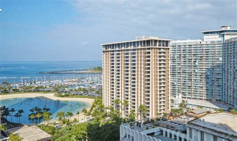 Village Towers at Hilton Hawaiian Village Waikiki Beach Resort