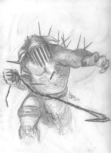 Hades God oF War 3 por crespomarvel | Dibujando