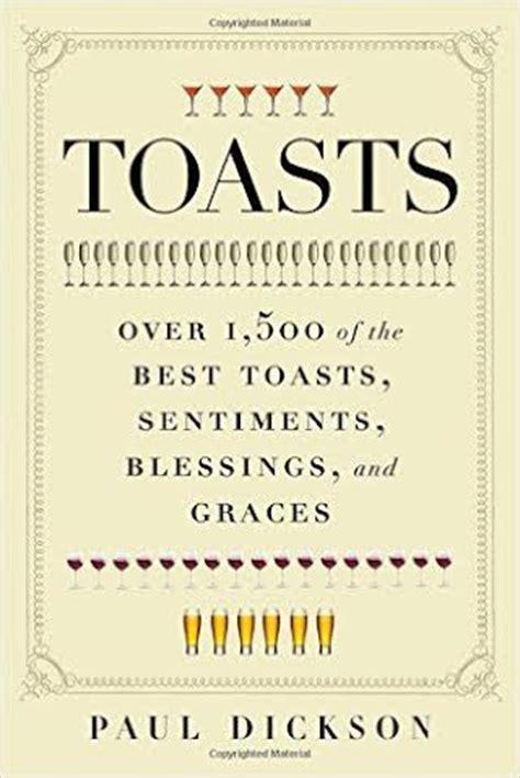 toasts      toasts sentiments