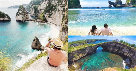 tempat wisata  nusa penida bali  view keren