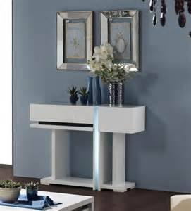 white narrow console table interesting image of narrow