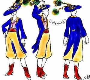 Mercutio Costume Design by peevsie77 on DeviantArt