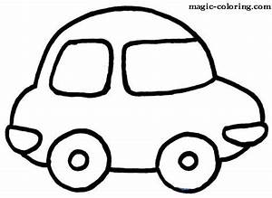 Simple Car Coloring Pages Coloring Pages