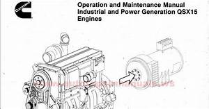 Find The Service Manual For Your Car Now   Cummins Qsx15