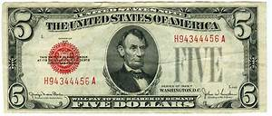 1950 5 Dollar Bill Why You Want It And What Its Worth
