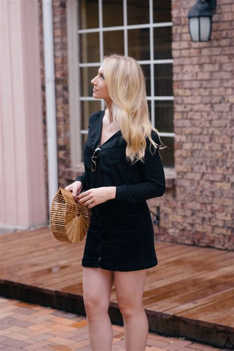 Classic Black Style for Summer – BELOW THE BLONDE