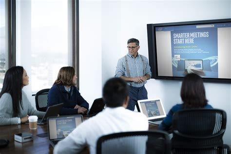New Features in Intel Unite Enhance the Collaboration ...