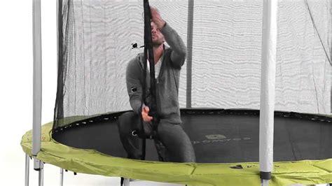 trampolim mt  inovacao exclusiva decathlon youtube