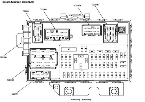 Ford Escape Fuse Diagram Ricks Free Auto Repair