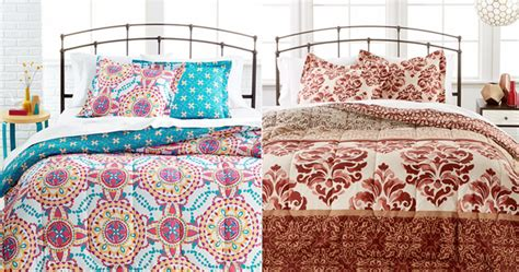 Macys: 3-Piece Comforter Sets As Low As $17.82 (Twin Or ...