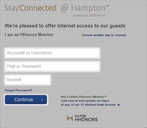 honors desk number hotels resorts wi fi support