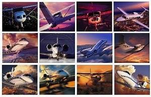 Cessna Twin Engine Piston Aircraft