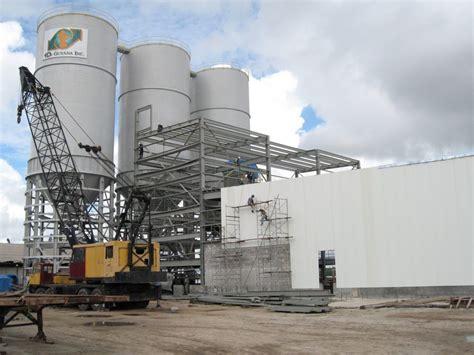 cement plant import terminal penta engineering corporation