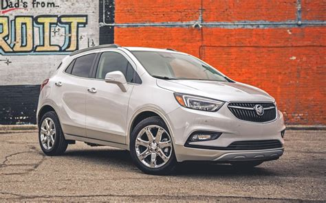 buick encore reviews news pictures  video