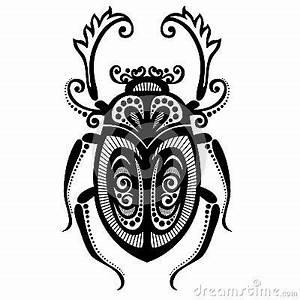 Dessin Symbole Viking : scarab e d insecte tattoo scarab e pinterest escarabajo insectos et ilustraciones ~ Nature-et-papiers.com Idées de Décoration