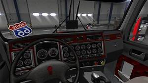Kenworth T600 Day Cab 0 9 1 3