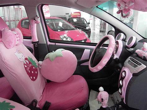 Auto chino dedicado a Hello Kitty   Taringa!