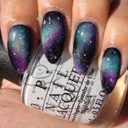 Best ideas about galaxy nails on space nail art and