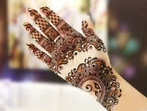 27 Beautiful Mehndi Design Images 2017 - SheIdeas