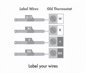 3 Wire Thermostat Wiring Diagram Hvac