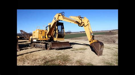john deere  excavator  sale sold  auction december   youtube