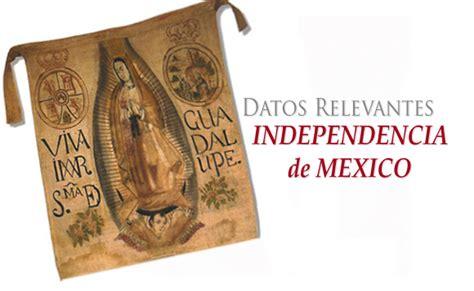 La Independencia de Mexico: Datos Relevantes   Inside Mexico
