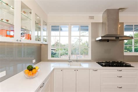 organic white caesarstone kitchens tryon rd east lindfield premier kitchens 3771