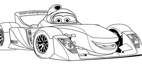 disegni da colorare per bambini cars cars 2 disegno da colorare n 13