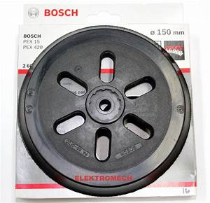 Bosch Pex 15 Ae : bosch stopa talerz rzep gex 150 pex 15 420 redni ~ Jslefanu.com Haus und Dekorationen
