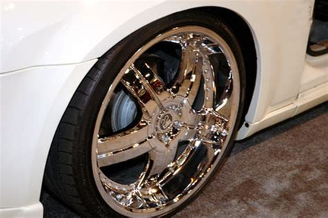 What Are Car Rims Made Of?