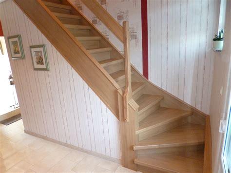 treppenrenovierung in laminat eiche jowi holz innenausbau gmbh dauerhafte treppenrenovierung
